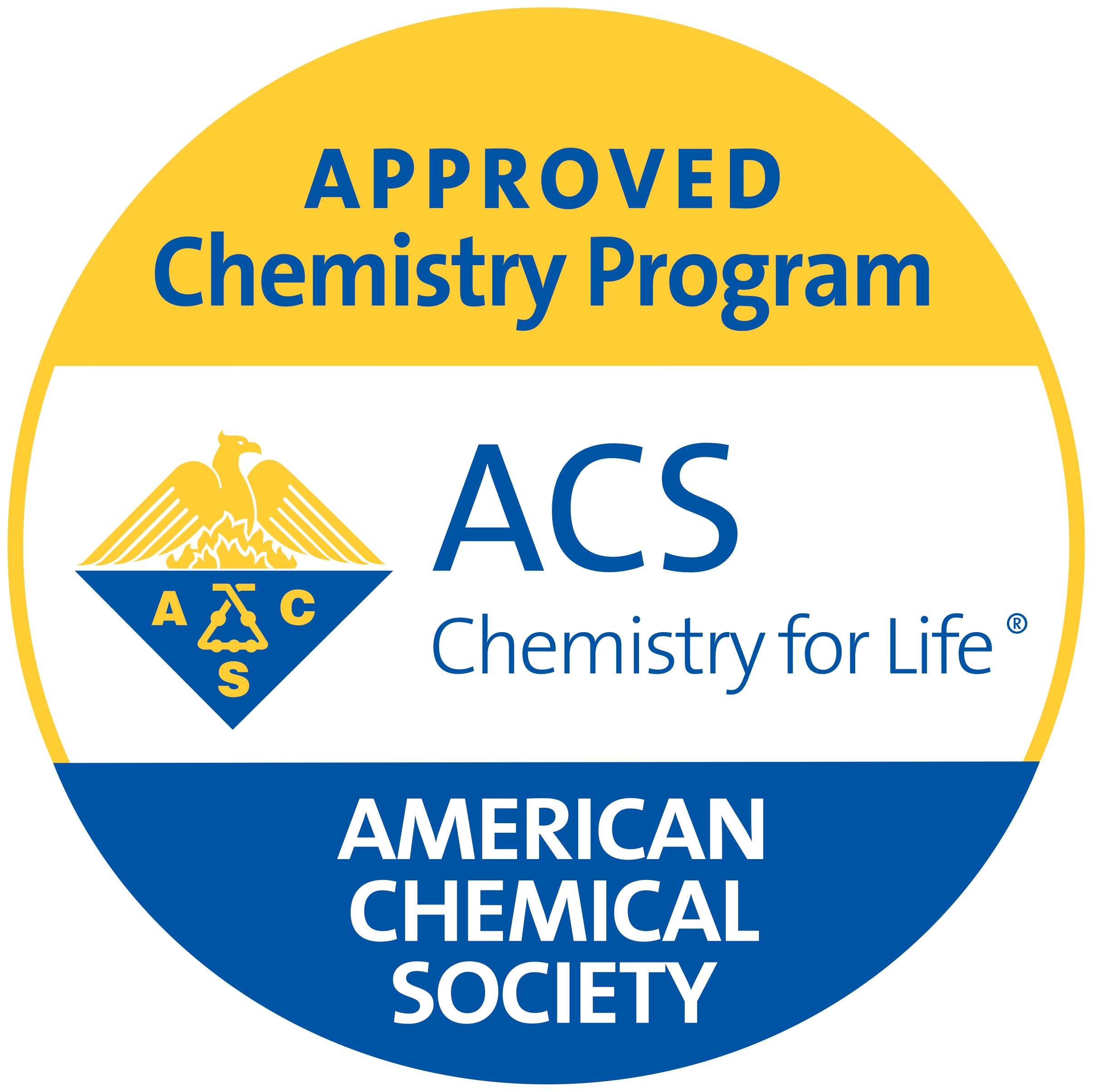 Approved Chemistry Program. ACS, Chemistry for Life. American Chemical Society.