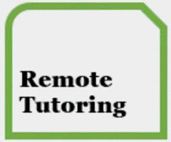 Remote Tutoring
