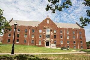 northeastern state university haskell hall