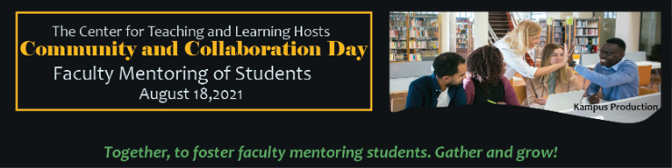 Comminity collaboration day banner