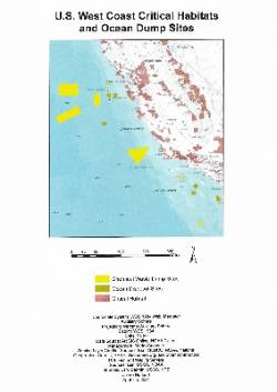 nsu geography student created map of critical ocean habitats