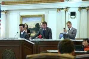 Oklahoma Intercollegiate Legislature