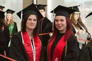 Fall 2017 Media Studies Graduates