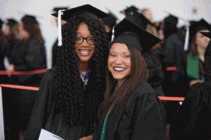 Spring 2017 Media Studies Graduates