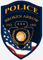 Oklahoma Broken Arrow Police Department, est. 1903